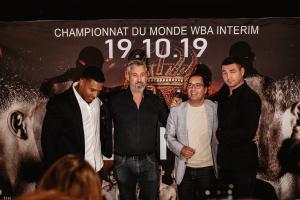Championnat du monde WBA Interim -