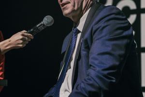 Soirée de lancement du DÔME - Jean-Jacques Cloquet