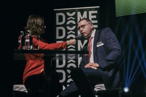 Soirée de lancement du DÔME - Gabriel Jean DÔME